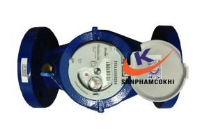 Đồng Hồ Đo Nước Itron hiệu Multimag Cyble DN50