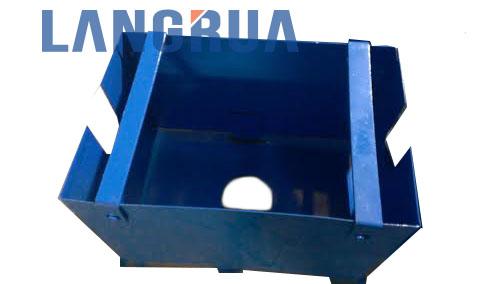 hộp đồng hồ nước thiết kế mặt dưới