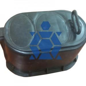 Hộp đồng hồ nước nhựa HDPE new